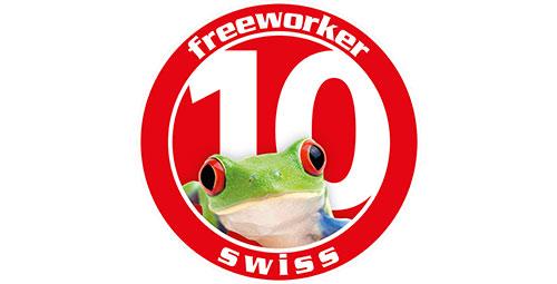 Freeworker Swiss fête ses 10 ans