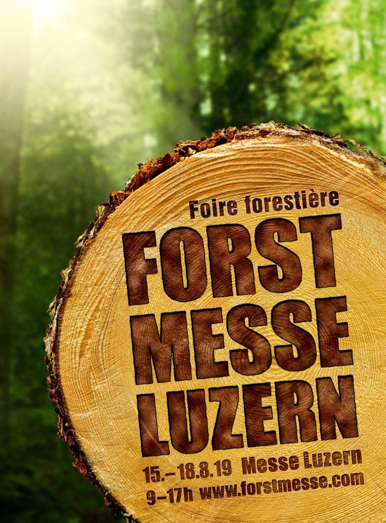 Freeworker Swiss est présent à la foire forestière de Lucerne